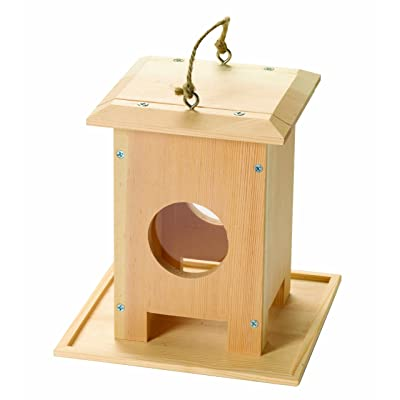 Red Tool Box Bird Feeder: Toys & Games