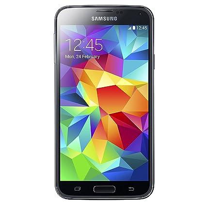 Samsung Galaxy S5 SM-G900H Factory Unlocked Cellphone, International  Version, Black