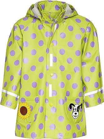 neueste 4594d 16c07 Playshoes Baby - Mädchen Regenbekleidung 408592 Regenjacke ...