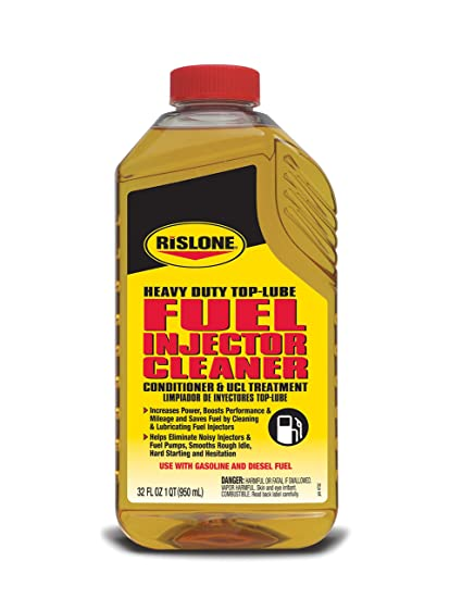 Rislone 4732 Fuel Injector Cleaner UCL - 32 oz