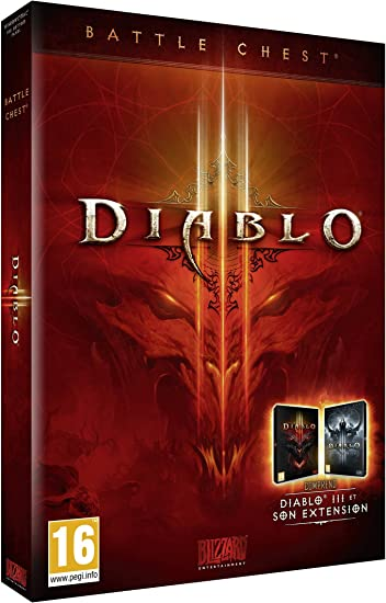 Diablo III : Battle Chest [Importación francesa]: Amazon.es ...