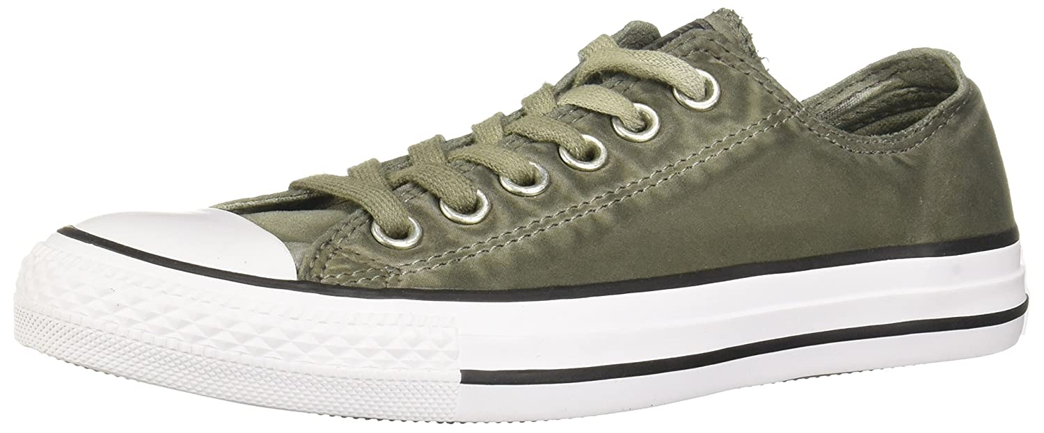 Amazoncom  Converse Ctas Kent Wash Ox Womens Trainers Olive  3 UK   Fashion Sneakers