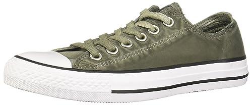 Converse All Star Ox Jungen Sneaker Grün: : Schuhe