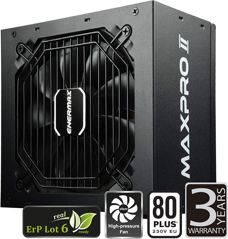 Enermax EMP700AGT-C - Fuente de alimentación de red para PC Nero 700W