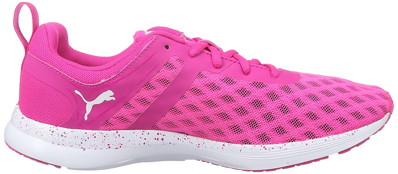 Puma Damen Pulse Xt V2 Ft (Pink WNS Hallenschuhe Pink (Pink Ft Glo-puma Weiß 03) 629078