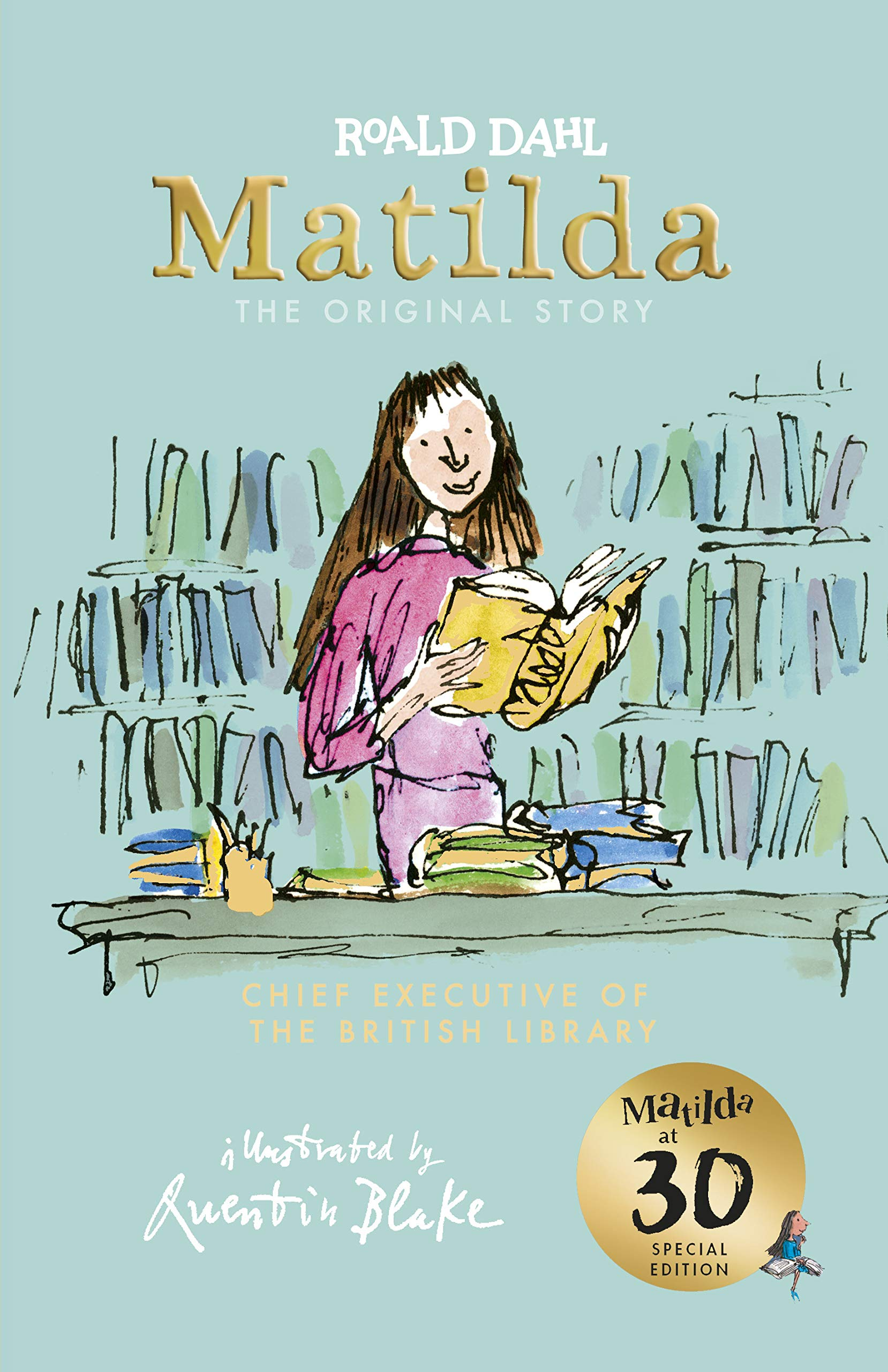 Roald Dahls Matilda is 30 Heres what she might be up to now