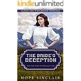 The bride's deception (Mail Order Brides of Cedarwood Creek Book 3)