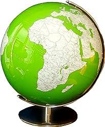 a9ef0592890258 Columbus Verlag 72 34 85 Swarowski Luminous Globes with Metal Stand