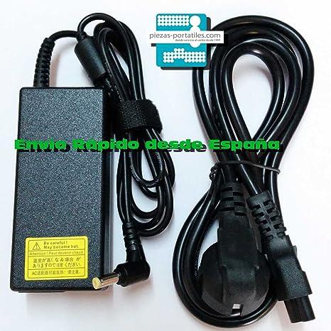 Adaptador Cargador Nuevo para Packard Bell 90w EasyNote MT85 ...