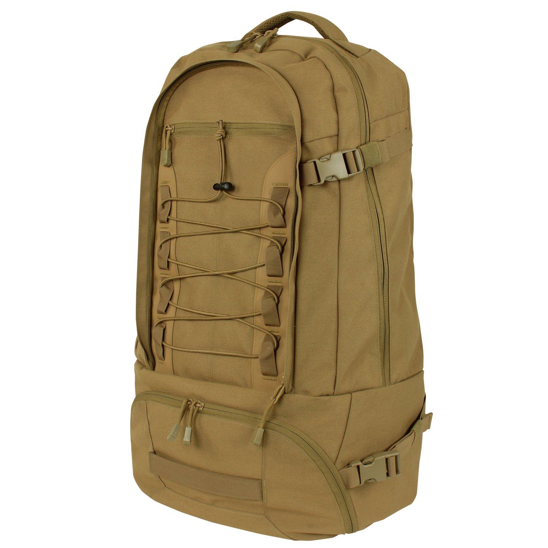 Condor Outdoor Trekker Backpack (Coyote Brown) by Condor Trekker (Image #2)