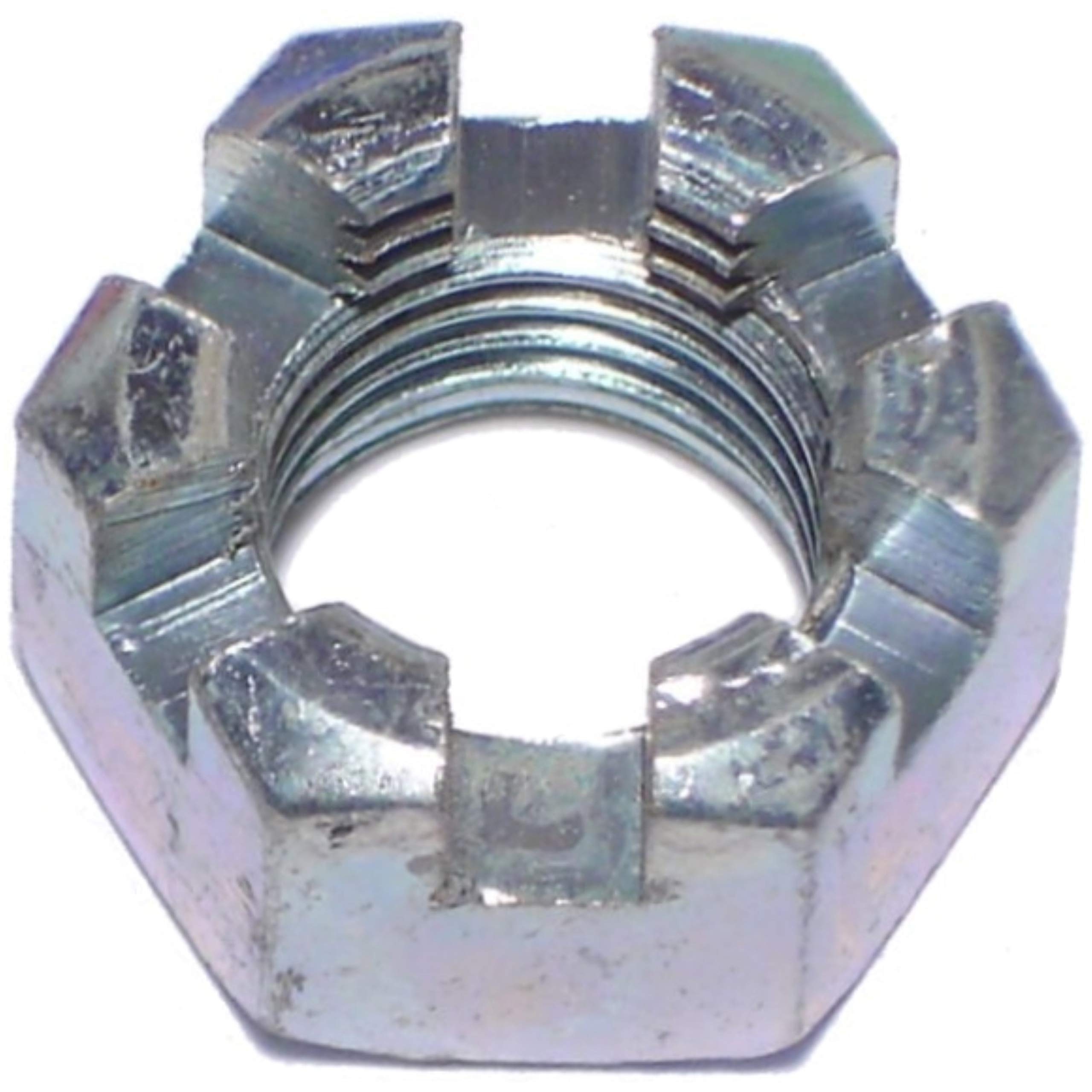 Hard-to-Find Fastener 014973261139 Fine Castle Nuts, 1/2-20, Piece-8