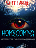 Homecoming (A Finn McCoy Paranormal Thriller Book 1)