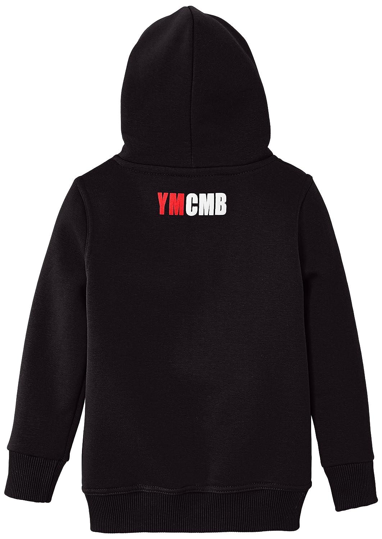 YMCMB Basic Sweat shirt à capuche Enfant: : Sports