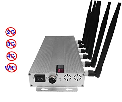 Lintratek Mobile Jammer 2G -3G-4G WiFi Voice and Data