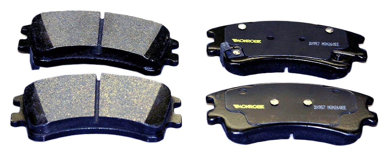 Monroe DX957 Dynamic Premium Brake Pad Set Monroe Brakes