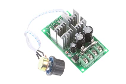 2019 New Style Input Dc 12v-60v Output 30a Dc Motor Speed Controller Driver At Any Cost Consumer Electronics