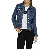 Calvin Klein Women's Denim Trucker Jean