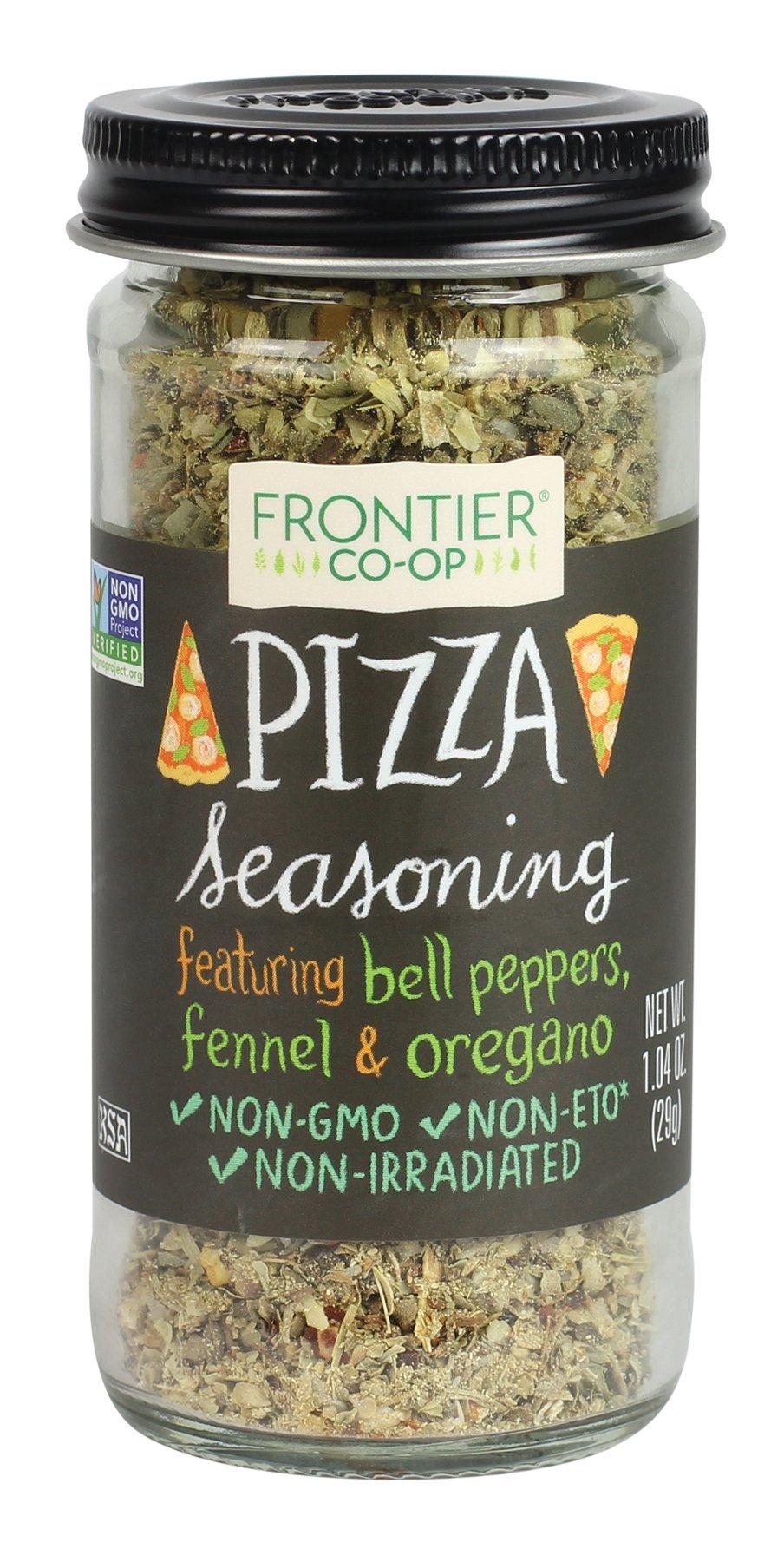 Frontier Pizza Seasoning, 1.04-Ounce Bottle