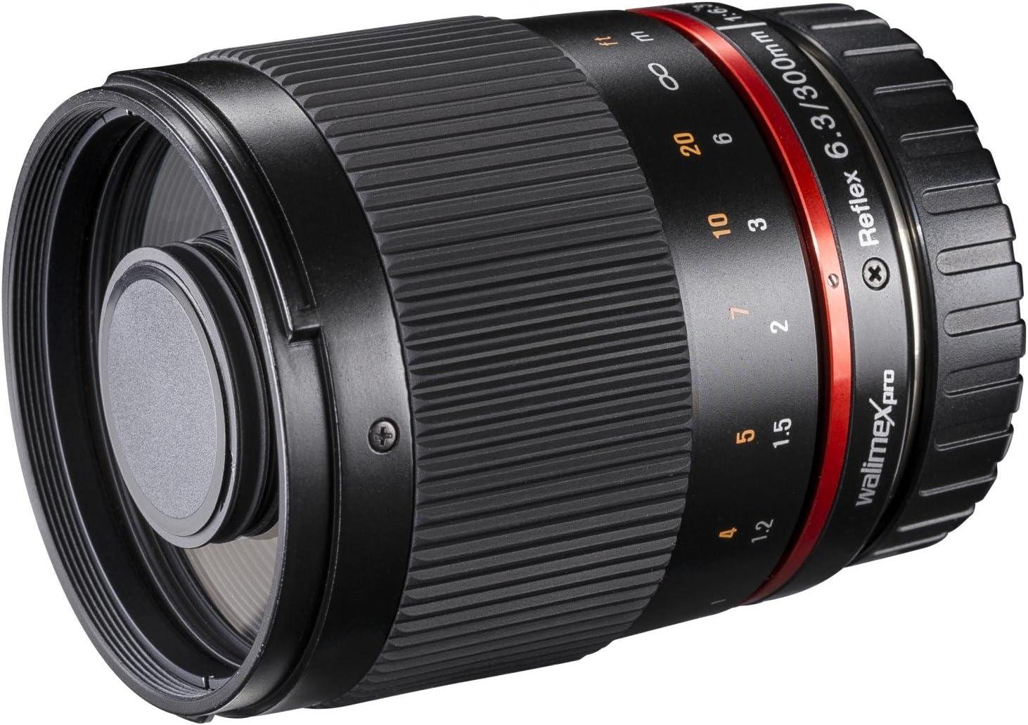 Walimex Pro 300mm 1 6 3 Objektiv Für Sony E Mount Kamera