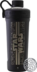 BlenderBottle C04280 Star Wars Radian Stainless Steel Shaker Bottle, 26oz, Trench