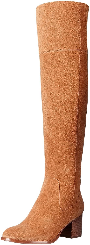 Marc Fisher Women's Mfescape Riding Boot B01IO0K2X2 6.5 B(M) US Light Cognac