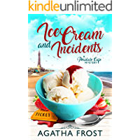 Ice Cream And Incidents Peridale Cafe Cozy Mystery Book 13
