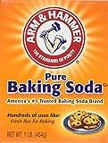 Arm & Hammer Pure Baking Soda, 1 lb. - 4 Pack