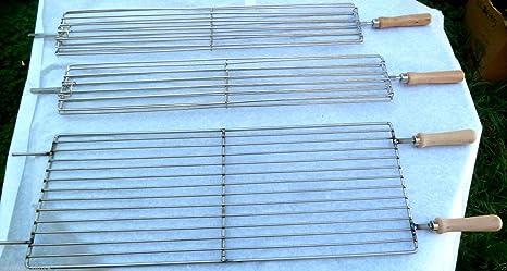 Barbacoa parrilla barbacoa Chipre equipada para carbón 86 x ...