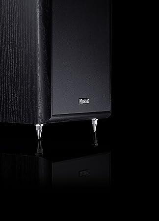 Magnat Standlautsprecher Monitor Supreme 2002 Schwarz Audio Hifi