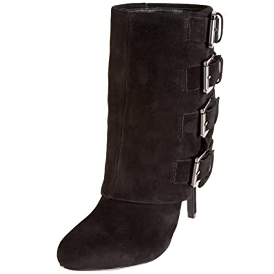 cc4715269d1 Amazon.com   GUESS by Marciano Women's Daylee Boot, Black, 5 M US ...