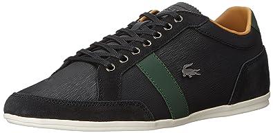 Lacoste Men's Alisos 20 Fashion Sneaker, Black, ...
