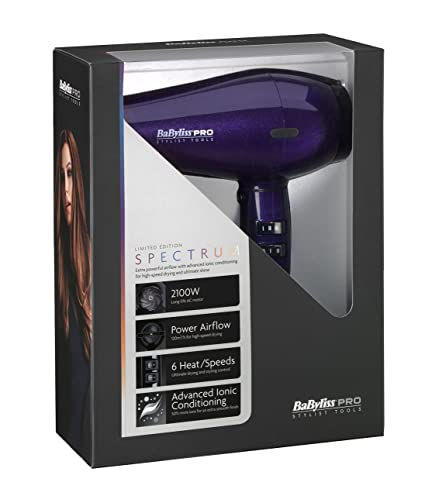 BaByliss Pro secador de edición limitada espectro morado Haze