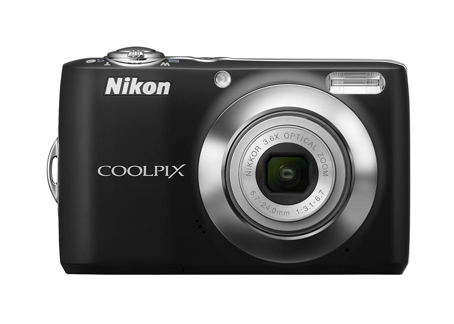 amazon com nikon coolpix l22 12 0mp digital camera with 3 6x rh amazon com
