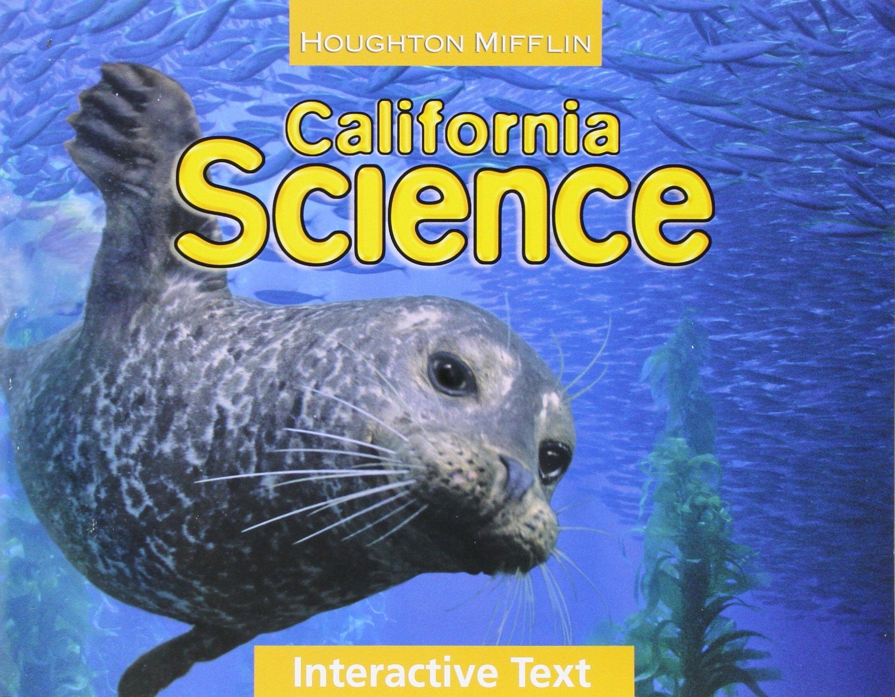 Read Online Houghton Mifflin Science: Worktexts Level 5 pdf epub