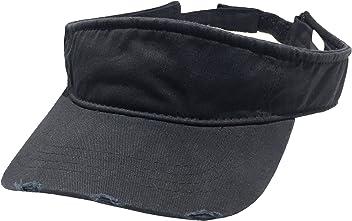 Magic Headwear Vintage Distressed Style Golf Hat Outdoor Sun Visor For Men  and Women d0dbd1aaeda9