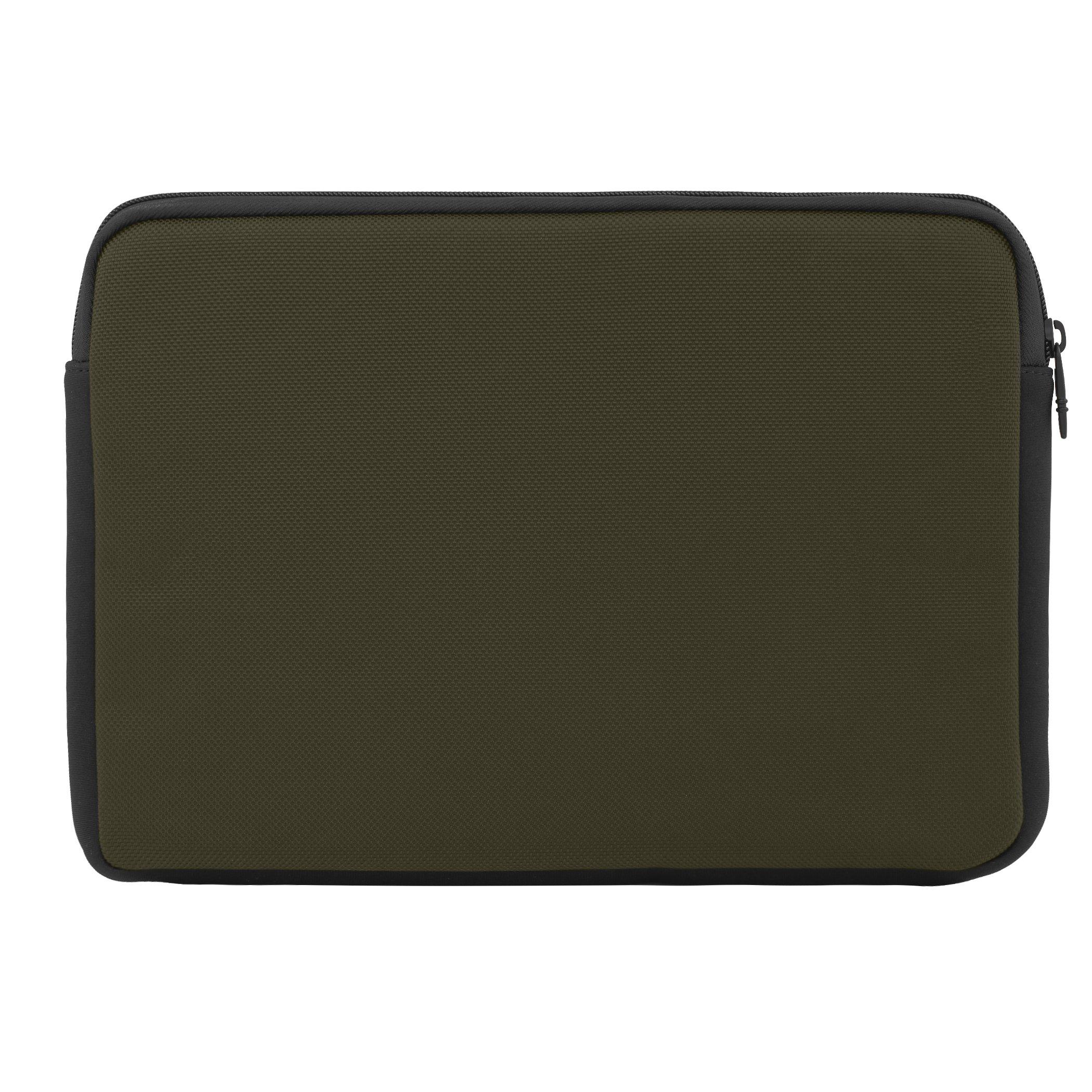TUMI Laptop Cover for 13'' Laptops - Ballistic Nylon Olive by Incipio (Image #2)