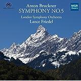 Bruckner: Symphony No.5 in B-flat major, WAB 105 [Hybrid 5.0 SACD / CD]