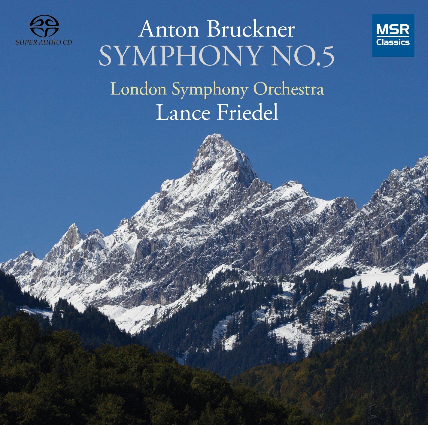 SACD : LANCE FRIEDEL - Bruckner: Symphony No. 5 (SACD)