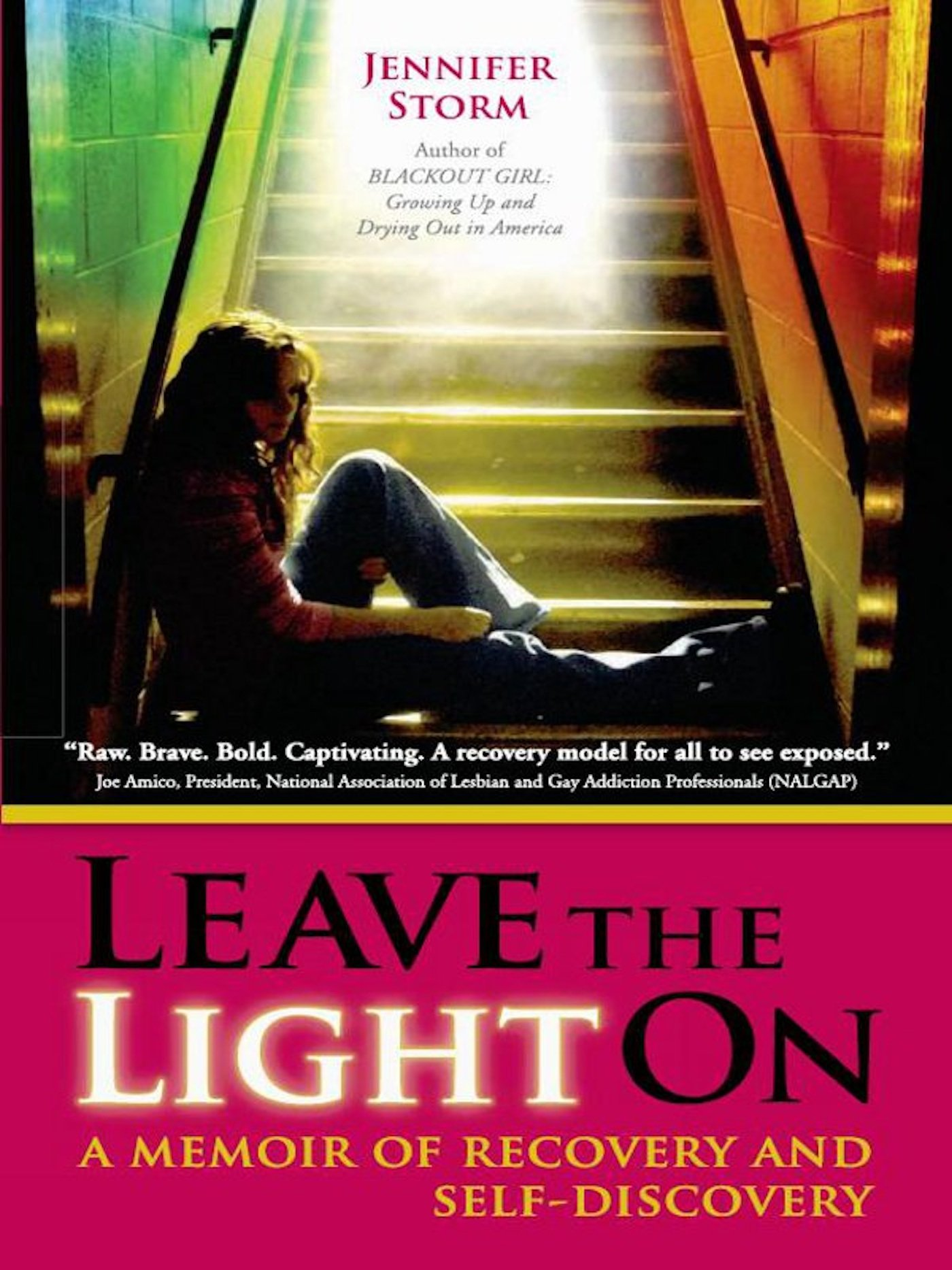 Read Online Leave the Light On: A Memoir of Recovery and Self-Discovery pdf epub