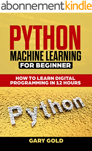 PYTHON MACHINE LEARNING FOR BEGINNER: HOW TO LEARN DIGITAL