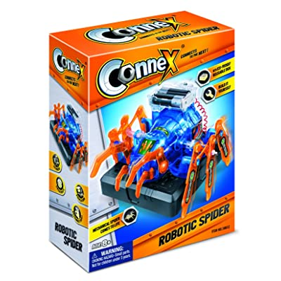 Tedco Toys 38832 Robotic Spider Connex Kit by TEDCO: Toys & Games