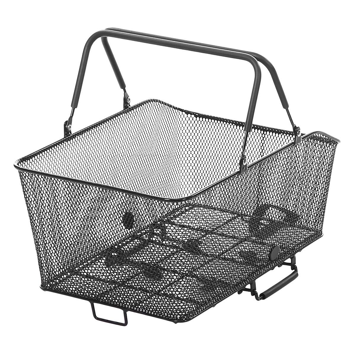 Sunlite Rack Top Mesh QR Grocery Basket by Sunlite   B00KCQHPAA