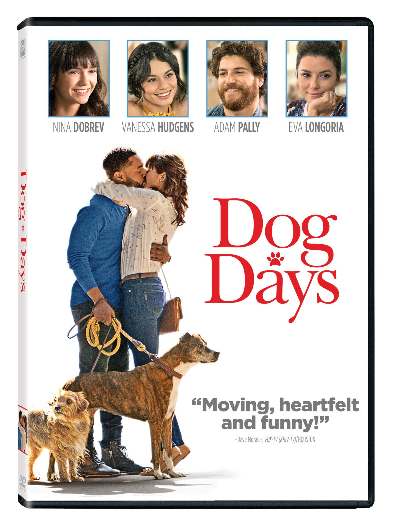 DVD : Dog Days (DVD)