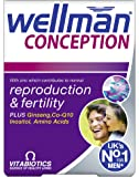 Wellman Vitabiotics Conception, 30 Tablets