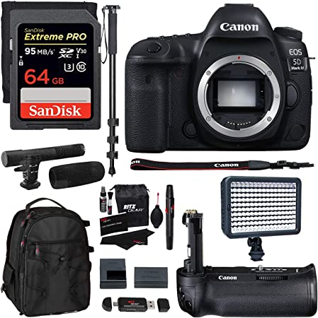Canon 5D Mark IV product image 6