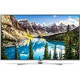 """LG 55UJ701V - Smart TV de 55"""" (Ultra HD 4K, WebOS 3.5, TV LED HDR, DVB-T2/C/S2, Audio 20W, WiFi), Color Plata"""
