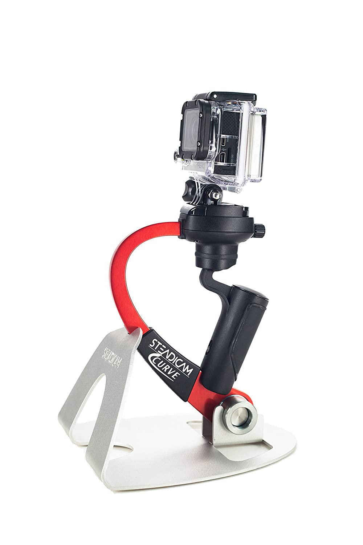 Steadicam CURVE-RD Curve for GoPro Cameras (Red) Tiffen