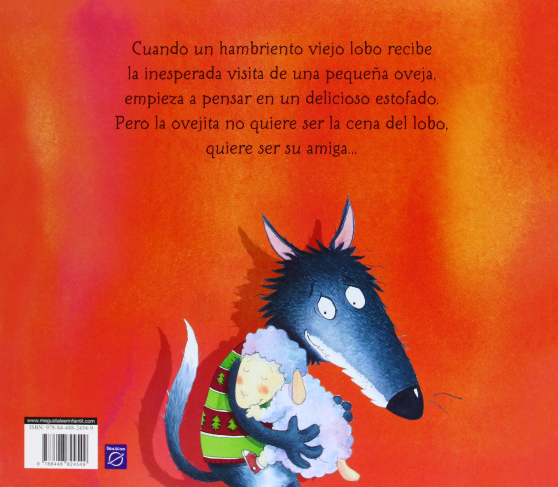 La ovejita que vino a cenar / The Little Lamb that Came to Dinner (Spanish Edition): Steve Smallman: 9788448824549: Amazon.com: Books