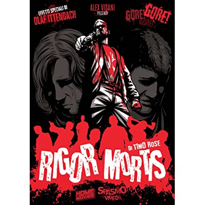 Rigor Mortis (Lingua Originale) [Italia] [DVD]