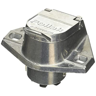 POLLAK (11720EP 7-Way Connector Socket: Automotive